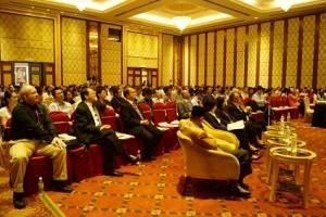 1. More than 300 participants