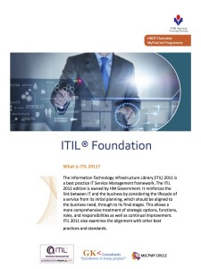 Brochure-WS-ITIL-V0.3